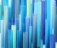 Blue Strips Abstract Background Royalty Free Stock Image