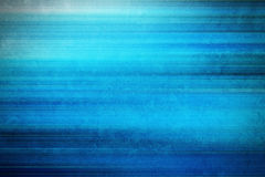 Blue stripy grunge background Royalty Free Stock Image