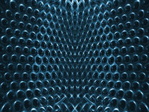 Blue structure. Abstract structure stock images