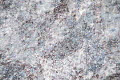 Blue structure of a granite Stock Image