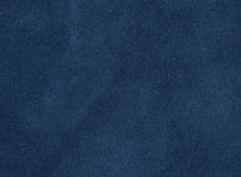 Blue suede Royalty Free Stock Image