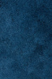 Blue suede Stock Photos