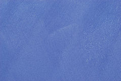 Blue Suede Paint Stock Photography