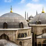 Blue ( Sultan Ahmed ) Mosque, Istanbul, Turkey Stock Photo