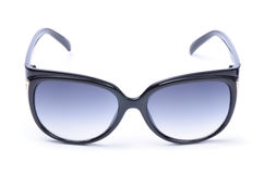 Blue sunglasses Royalty Free Stock Images