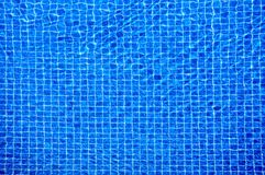 Blue surface Royalty Free Stock Images