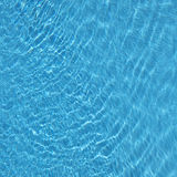 Blue Swimming Pool Water Background Texture Royalty Free Stock Image