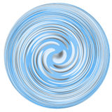 Blue Swirl Royalty Free Stock Image