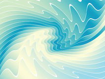 Blue Swirl Royalty Free Stock Images