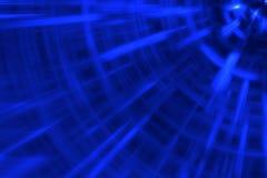 Blue swirl background Stock Image