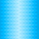 Blue swirls dot pattern. Wave background. Stock Photography