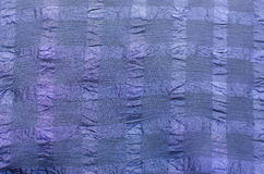 The blue Synthetic Fiber. Dark blue of synthetic fiber for backgrounds and suitable for abstract design Stock Photography