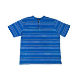 Blue t-shirt Royalty Free Stock Image