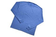 Blue t-shirt Royalty Free Stock Photo