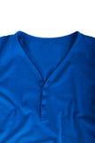 Blue T-shirt Stock Photos