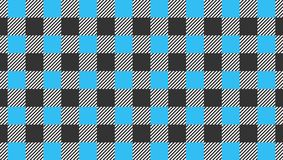 Blue tablecloth gingham checkered background.Texture for :plaid. Tablecloths, clothes, shirts, dresses, paper, bedding, blankets.eps-10 Vector Illustration stock illustration