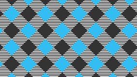 Blue tablecloth gingham checkered background.Texture for :plaid. Tablecloths, clothes, shirts, dresses, paper, bedding, blankets.eps-10 Vector Illustration royalty free illustration