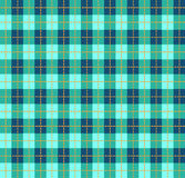 Blue tablecloth Royalty Free Stock Images