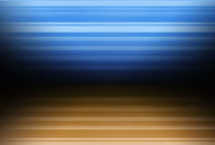 Blue and Tan Abstract  Stock Images