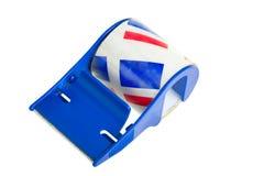 Blue Tape Dispenser Stock Photography