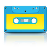 Blue tape Royalty Free Stock Photos