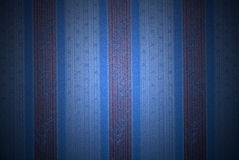 Blue tapestry Stock Photography
