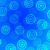 Blue Targets Royalty Free Stock Photography