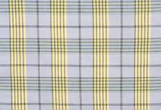Blue tartan pattern. Royalty Free Stock Photos