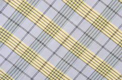Blue tartan pattern. Royalty Free Stock Images