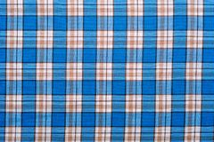 Blue tartan or plaid background for fashion design. Blue tartan or plaid background for fashion design Stock Photo
