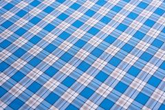 Blue tartan or plaid background for fashion design. Blue tartan or plaid background for fashion design Stock Image
