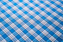 Blue tartan or plaid background for fashion design. Blue tartan or plaid background for fashion design Stock Images
