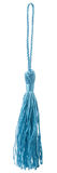 blue tassel Royalty Free Stock Photography