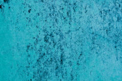 Blue Teal Patina Bronze Texture Stock Images