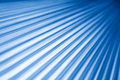 Blue tech background. Abstract striped blue tech background Stock Images