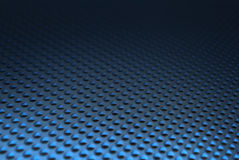 Blue techno background Royalty Free Stock Images