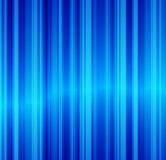 Blue technology background Stock Photography