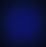 Blue technology background seamless perforated Stock Photo