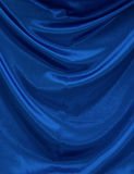 Blue textile Stock Photos