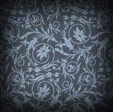 Blue textile background Stock Photos