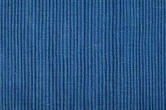 Blue  textile background 2 Royalty Free Stock Photo