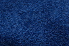 Blue textile background. Blue textile for a background Royalty Free Stock Images