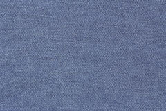 Blue textile texture background Royalty Free Stock Photos
