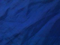 Blue textile Stock Images