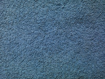 Blue textile Royalty Free Stock Photography