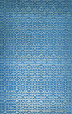 Blue textural background Stock Image