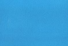Blue texture. Coarse light blue surface for background Stock Photos