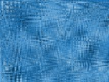 Blue texture. Abstract Blue cold lines background Stock Photo