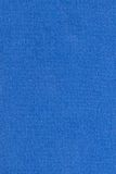 Blue Texture. Blue fabric texture Stock Photography