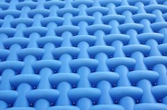 Blue texture background Stock Photography